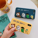 【M852】★ iPhone 6 / 6s / 6Plus / 6sPlus / 7 / 7Plus / 8 / 8Plus / X ★ シェルカバー ケース GO GO GO...