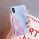 【M566】★ iPhone 6 / 6s / 6Plus / 6sPlus / 7 / 7Plus / 8 / 8Plus / X ★  シェルカバー ケース マーブル模様 金箔