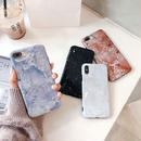 【M377】★ iPhone 6 / 6sPlus / 7 / 7Plus / 8 / 8Plus / X /XS/Xs max★ Marble iPhone つやつや大理石 マーブル