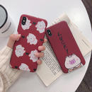 【M230】★ iPhone 6 / 6sPlus / 7 / 7Plus / 8 / 8Plus / X/ XS / Xr /Xsmax ★ シェルカバー ケース 🐽 piggy pig