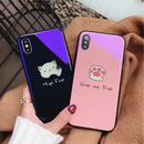 【M432】★ iPhone 6 / 6s /6Plus / 6sPlus / 7 / 7Plus / 8 / 8Plus / X ★シェル型 ケース アニマル iPhone ケース