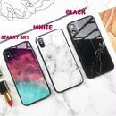 【M756】★ iPhone 6 / 6s / 6Plus / 6sPlus / 7 / 7Plus / 8 / 8Plus / X ★ シェルカバー ケース 大理石 3色