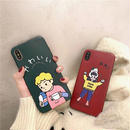 【M273】★ iPhone 6 / 6sPlus / 7 / 7Plus / 8 / 8Plus / X /XS /XR/Xs max★ シェルカバーケース HAPPY  CP