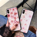 【N141】★ iPhone 6 / 6sPlus / 7 / 7Plus / 8 / 8Plus / X /XS /XR/Xs max★ シェルカバーケース Spring Sakura