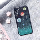【M294】★ iPhone 6s / 6sPlus / 7 / 7Plus / 8 / 8Plus / X / XS / Xr /Xsmax★ シェルカバーケース Blue Sky