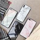 【M309】★ iPhone6 / 6sPlus / 7 / 7Plus / 8 / 8plus / X / XS ★ Marble iPhone つやつや大理石 マーブル模様のiPhoneケース