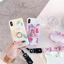 【M616】★ iPhone 6 / 6s / 6Plus / 6sPlus / 7 / 7Plus / 8 / 8Plus / X ★ シェルカバーケース 3in1 カラフル 可愛い