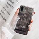 【M391】★ iPhone 6 / 6s / 6Plus / 6sPlus / 7 / 7Plus / 8 / 8Plus / X ★ シェルカバー ケース 大理石 Chic Marble Case