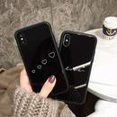 【M388】★ iPhone 6 / 6s / 6Plus / 6sPlus / 7 / 7Plus / 8 / 8Plus / X ★ シェルカバー ケース ハート 可愛い 流行