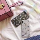 【M409】★iPhone 6/6s/6Plus/6sPlus/7/7Plus/8/8Plus /X ★ iPhoneケース つやつや Shell 綺麗 可愛い