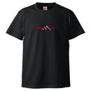 "MONARK ""scratch logo"" tee (Black)"