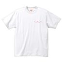 """MONARK """"chest  Logo"""" tee (White)"""