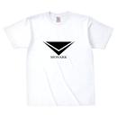 """MONARK """"basic logo"""" tee (white)"""