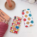 Color Round Dots iPhone case