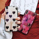 Heart Glitter iPhone case