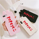 Popeye Smile iPhone case