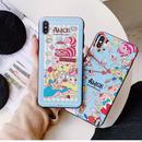 【Disney】Alice in Wonderland III iPhone case