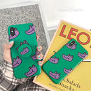 Alligator with Clip iPhone case