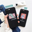 Prank Black iPhone case