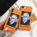 Look At My Eyes! iPhone case