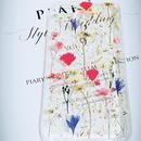 Handmade Southern star Dry Flower iPhone case