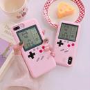 Pink Game Boy iPhone case