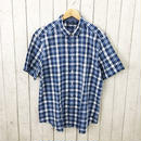 ☆モダンマリンスタイル☆NAUTICA【ノーティカ】半袖チェックシャツ W61181