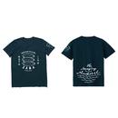 もの凄い鯖(ものすごい鯖)のTシャツ ORGANIC COTTON(ネイビー)
