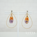 【LUCIA】しずくイヤリング【06RSE-1】