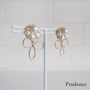 【Prudence】イヤリング【No.02】