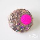 【toRoa】ブローチ【612N】