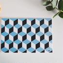 postcard ★ géométrique