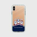 ピンク【スマホケース】あるぱかイズムC_iPhoneミラーケース