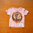 月光荘べんがら染 Tシャツ ピンク NO.1-NO.5