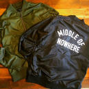 【THE QUIET LIFE】MIDDLE OF NOWHERE JACKET