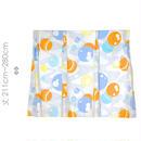 """【MoRi MoRi CURTAIN】 オーダーカーテン:"""" 水玉 """" 巾 96cm~190cm・丈211cm~280cm"""