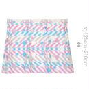 """【MoRi MoRi CURTAIN】 オーダーカーテン:"""" 羽根と雫 """" 巾191cm~285cm・丈121cm~210cm"""