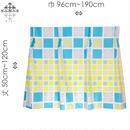 """【MoRi MoRi CURTAIN】 オーダーカーテン:"""" 雪 """" 巾 96cm~190cm・丈 50cm~120cm(遮光裏地付)"""