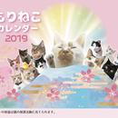 もりねこカレンダー2019