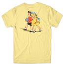 STORYBOOK TEE YELLOW