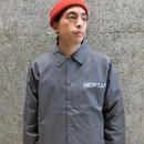 MORTAR ORIGINAL COACH JACKET GREY
