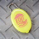 EDIT Rubber Coin Case