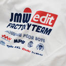 JMW EDIT FACTORY TEAM Jersey【11月中旬頃発送商品】