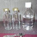 ハーバリウムオイル200ml と100ml瓶 2本のセット