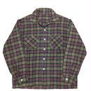60's Open collarshirt  オープンカラーシャツ