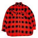 50's Montgomery Ward wool shirt モンゴメリーワード