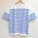 【メンズ】ORCIVAL(オーシバル) ラッセル フレンチセーラーTシャツ 6116 RC01WC