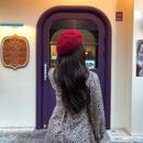 ベリーベレー帽