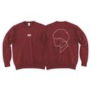 661 Sweatshirt <Burgundy>
