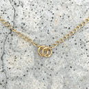 126 w ring holder necklace